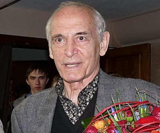 Народный артист СССР Василий Лановой празднует своё 84-летие