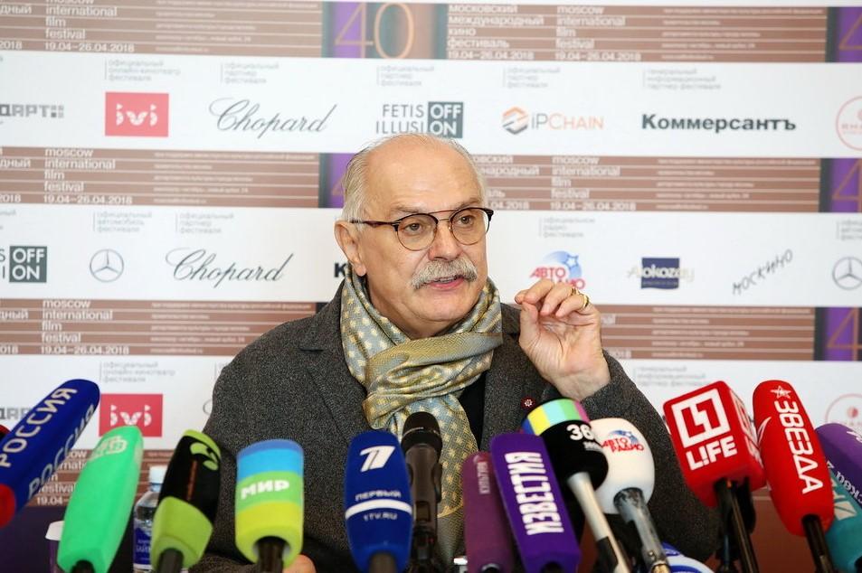 Михалков: «На ММКФ состоится много мировых премьер»