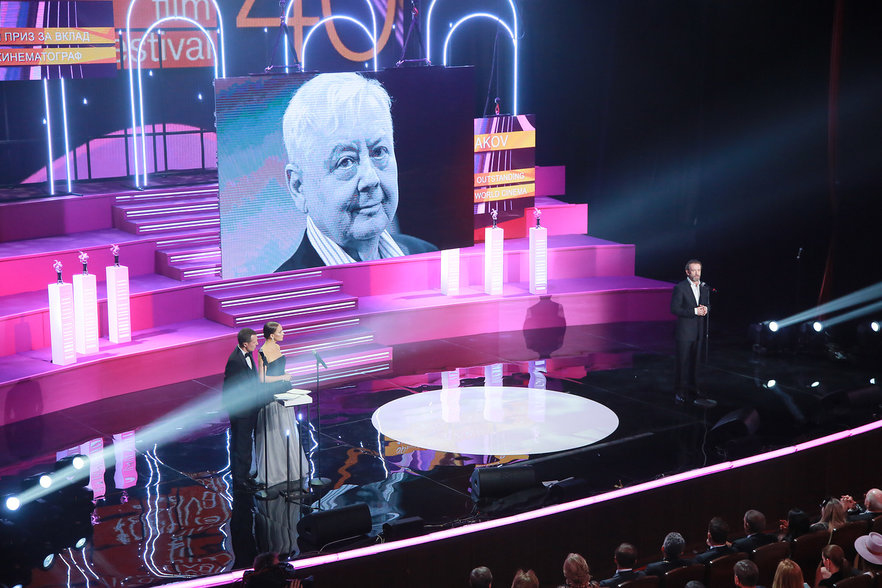 ММКФ посмертно наградил Олега Табакова за вклад в кинематограф