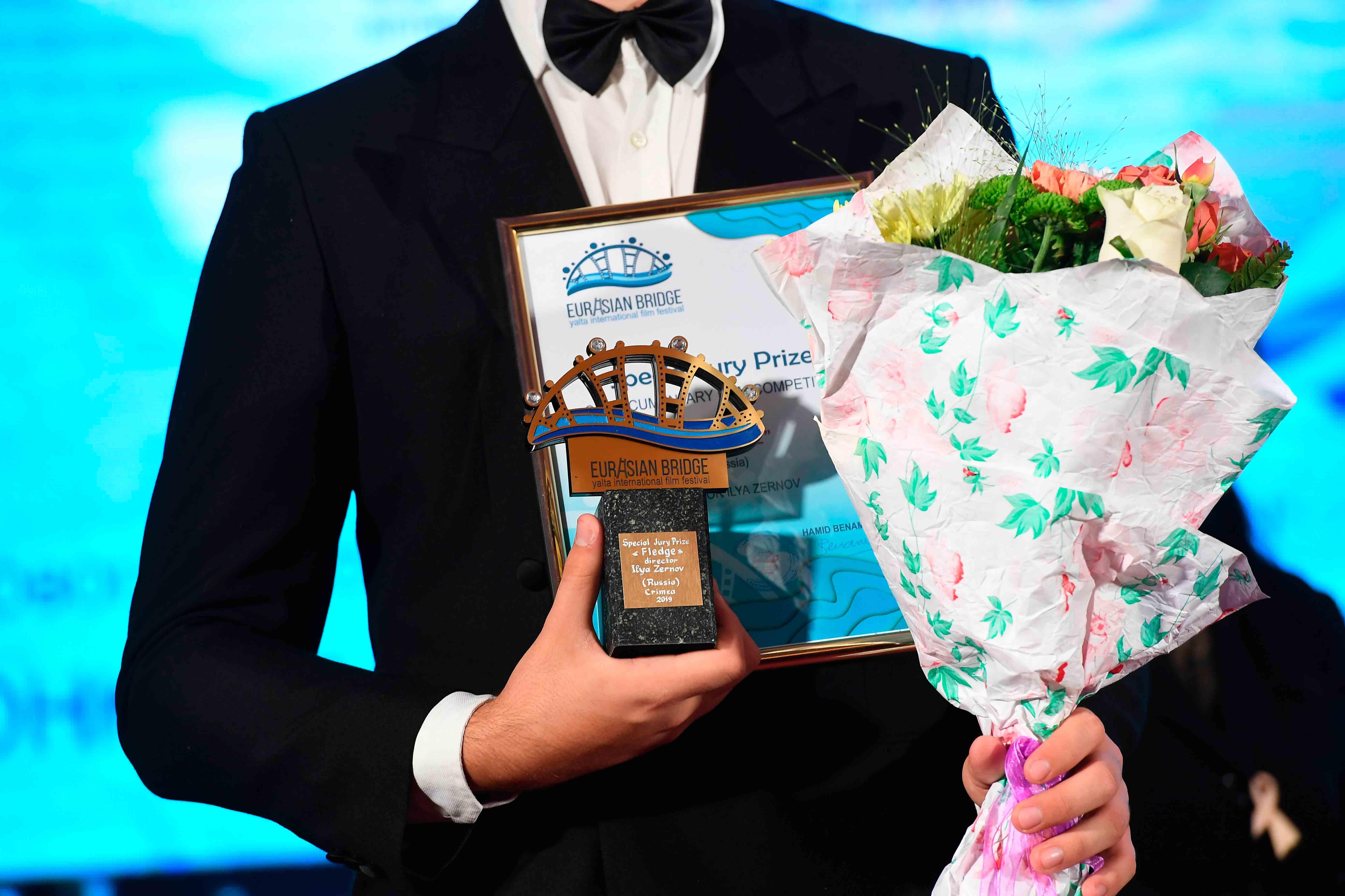 В Ялте завершился 4-й международный кинофестиваль «Евразийский мост»