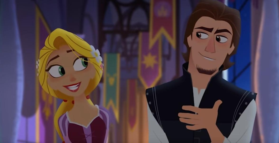 Disney готовит полнометражную картину о Рапунцель
