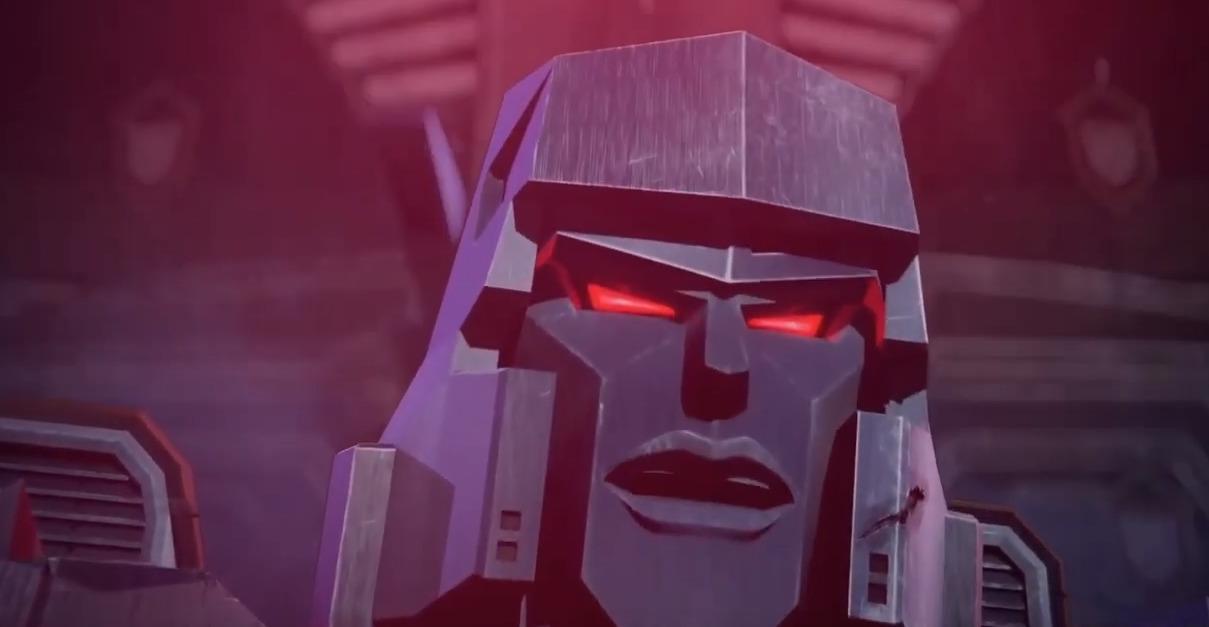 В Сети появился трейлер первой части мультсериала «Трансформеры: Война за Кибертрон»