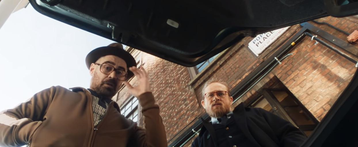 «Джентльмены» стали самым успешным фильмом Гая Ричи в России