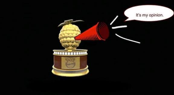 Стали известны претенденты на анти-премию «Золотая малина»