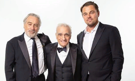Новая кинолента Мартина Скорсезе с Леонардо ДиКаприо выйдет на Apple TV+ или Netflix