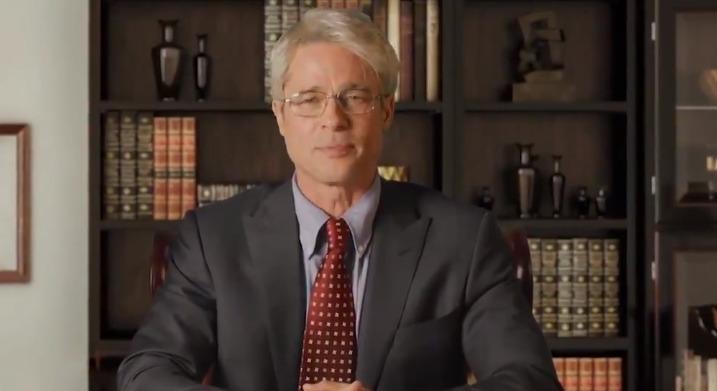 Брэд Питт стал доктором в новом выпуске SNL
