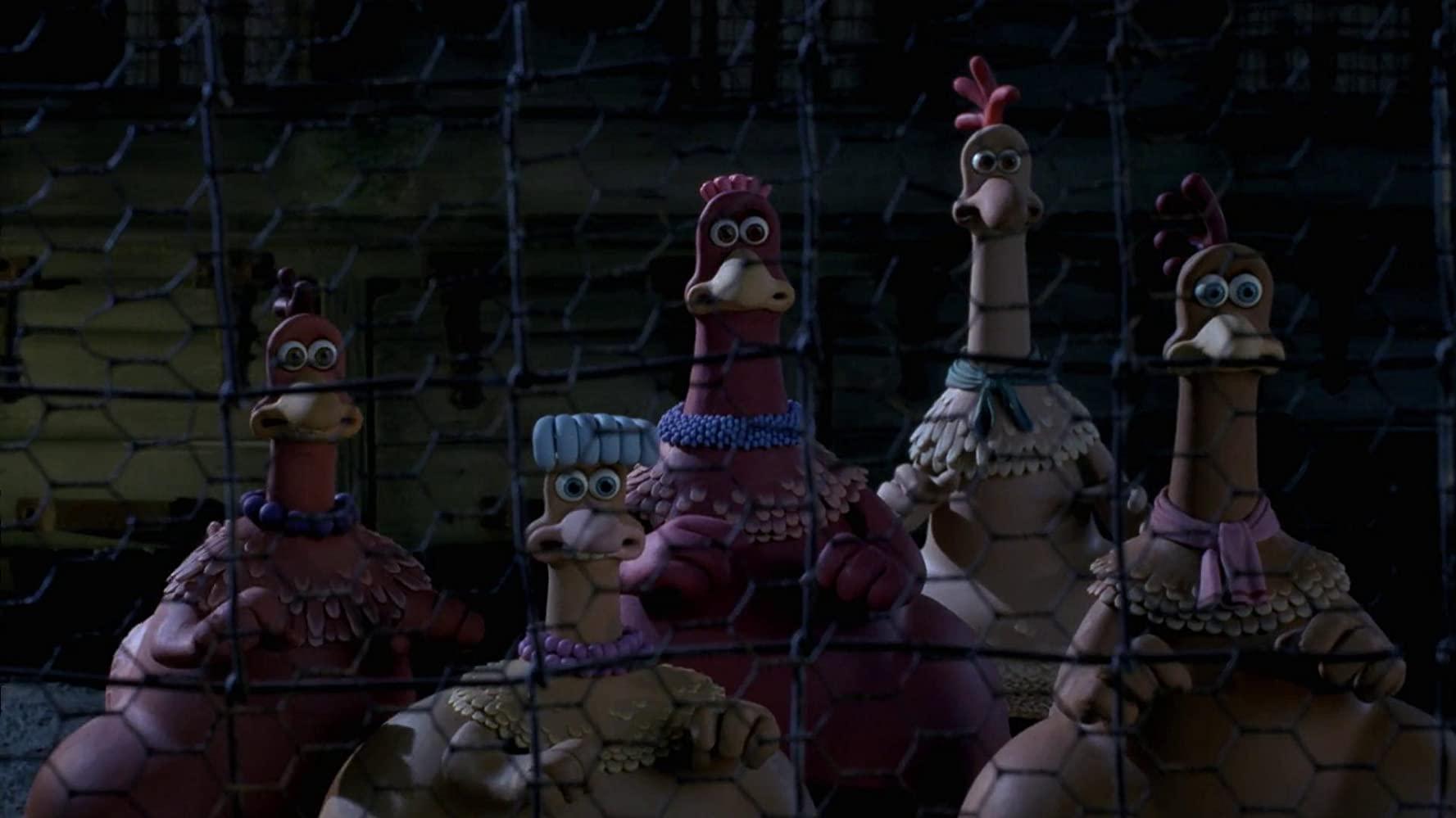 Netflix порадует поклонников сиквелом «Побега из курятника»