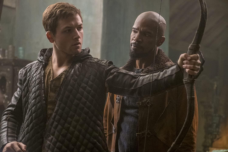 Тэрон Эджертон готовится сыграть Константина в новой картине Warner Bros.