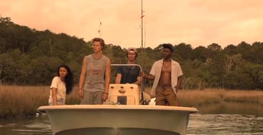Netflix продлил сериал «Внешние отмели» на второй сезон