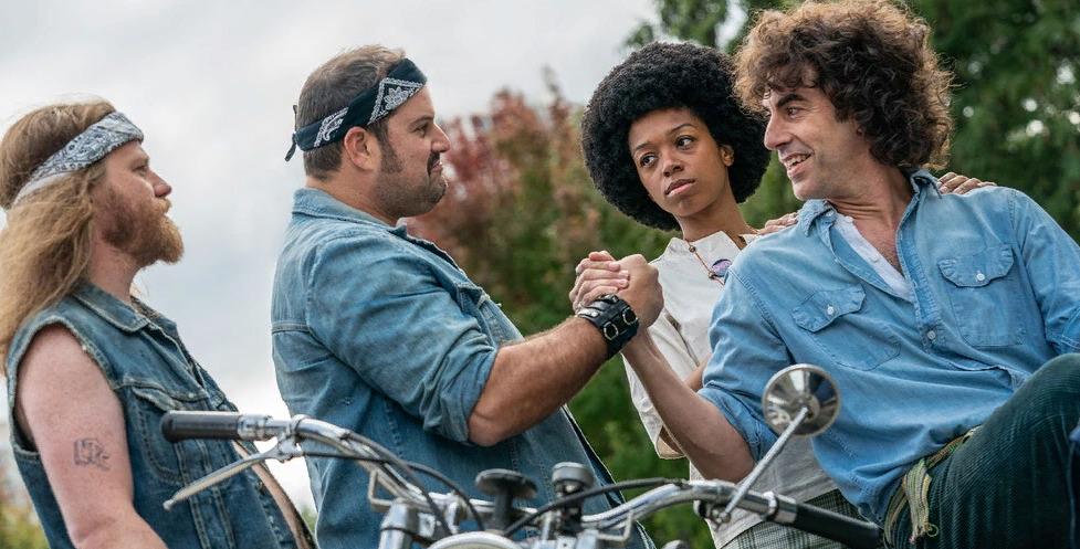 Netflix опубликовал дебютный тизер-трейлер драмы «Дело чикагской семёрки»