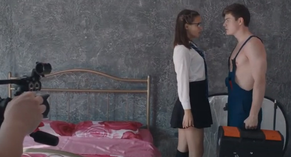 Кинокомпания Sony представила первый трейлер фильма «Глубже!»