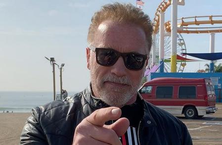 Арнольд Шварценеггер впервые снимется в телевизионном сериале