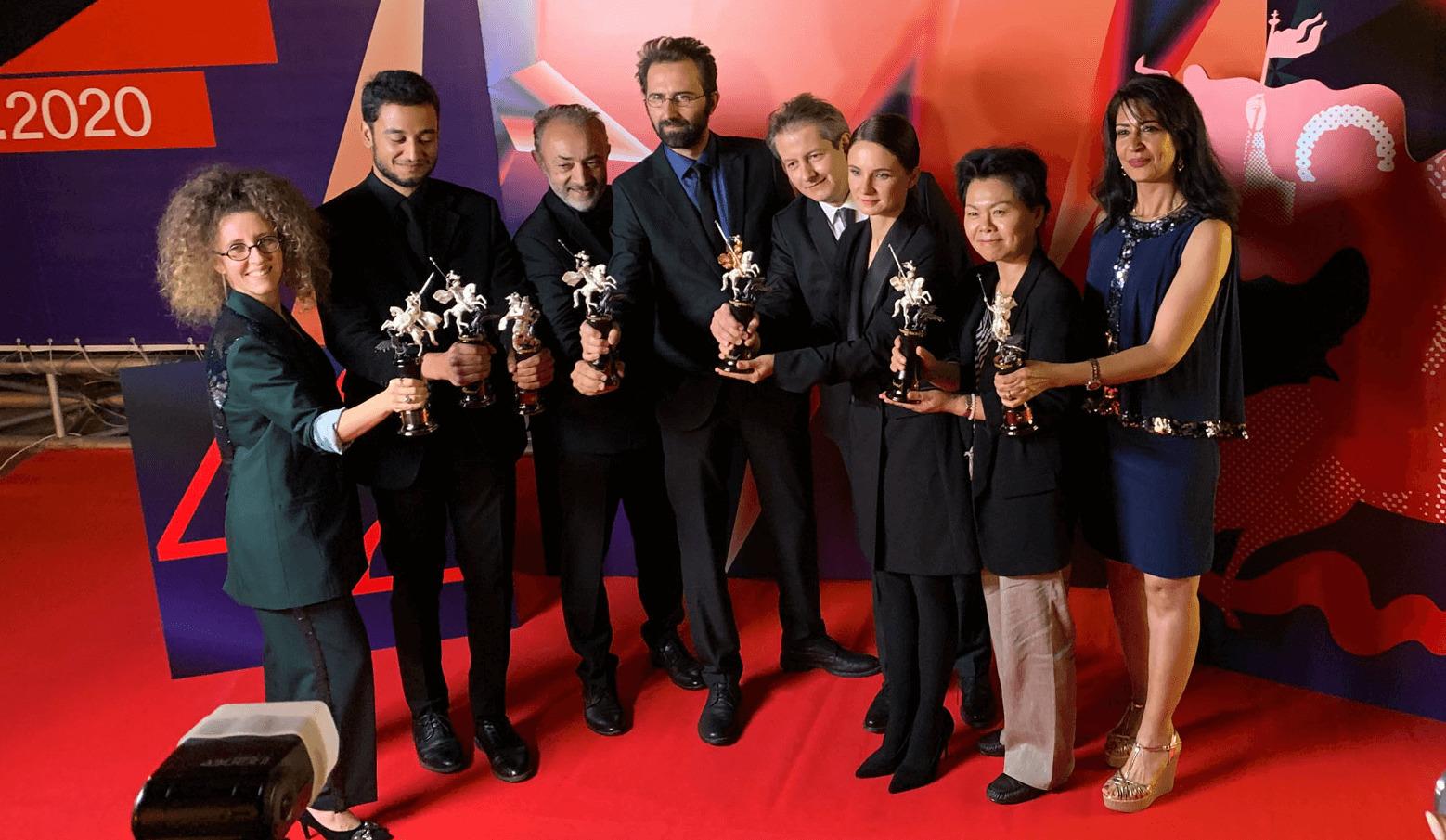 Определены победители Московского международного кинофестиваля 2020