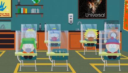 Специальный выпуск «Южного Парка» про коронавирус установил лучший рейтинг сериала за 7 лет