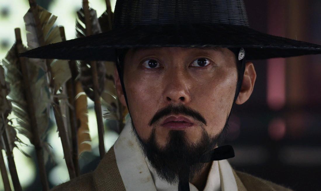 Netflix представил спецвыпуск южнокорейского зомби-сериала «Королевство»
