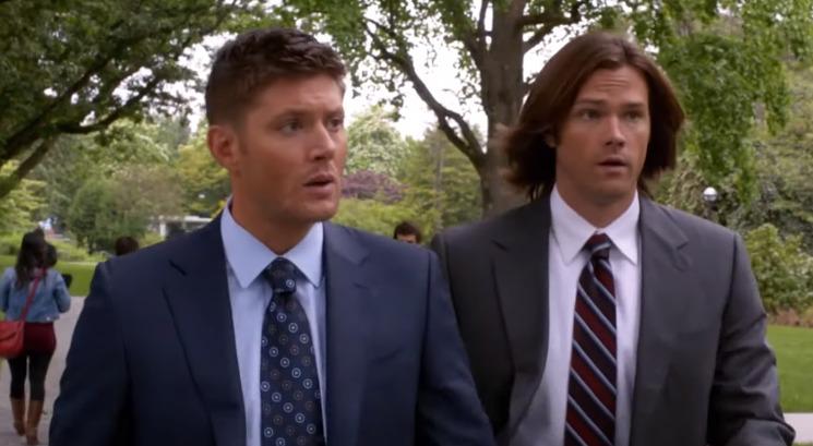 Телеканал CW опубликовал трейлер финального эпизода сериала «Сверхъестественное»