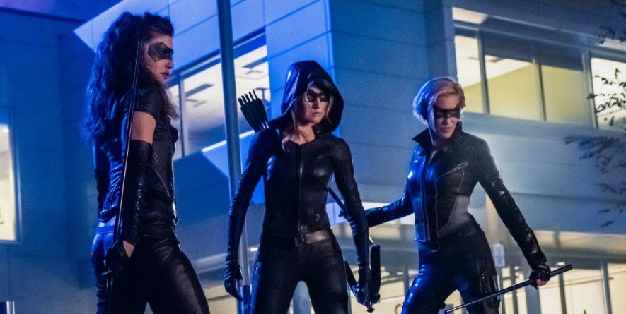 Спин-офф сериала «Стрела» был отменён до выхода первого сезона
