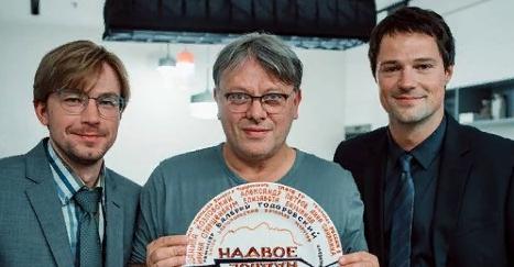 Данила Козловский и Александр Петров впервые встретятся на экране