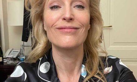 Джиллиан Андерсон намекнула на возможный четвёртый сезон сериала «Крах»