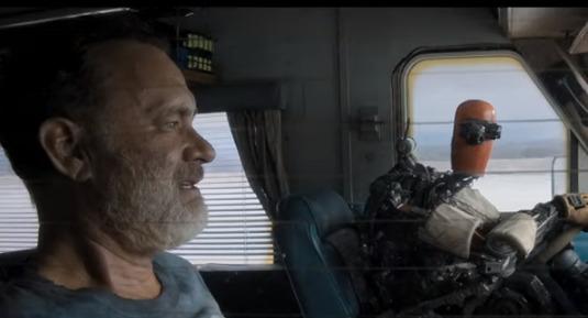 Кинолента «Финч» с Томом Хэнксом обзавелась первым трейлером
